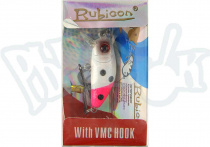 Воблер RUBICON BABY MINNOW F, 35mm, 2.5gr, depth 0-0.5m, 33044B-F133