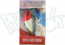 Воблер RUBICON BABY MINNOW F, 35mm, 2.5gr, depth 0-0.5m, 33044B-F132
